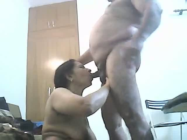 Indian-wife-mouthfucked
