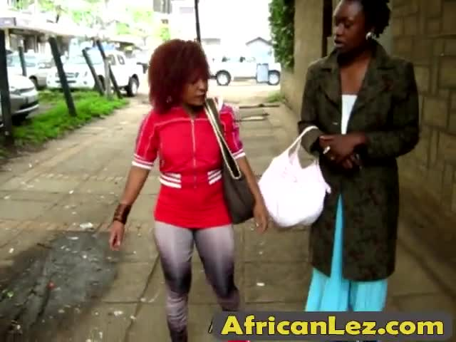 Horny-African-Sluts-In-Hot-Lesbian-Action