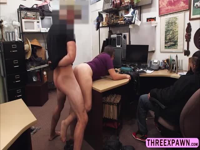 Big-ass-lesbian-thief-tried-hard-cock-in-the-shop-for-her-freedo