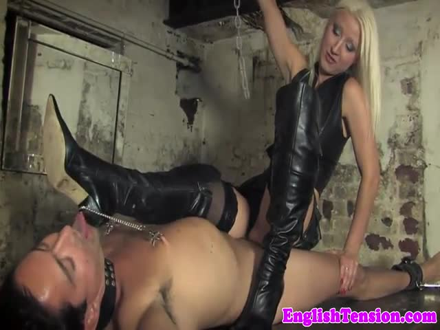Pissing-femdoms-painful-session-with-sub-