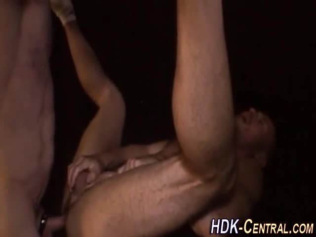 Orgy-cums-in-hunks-mouth