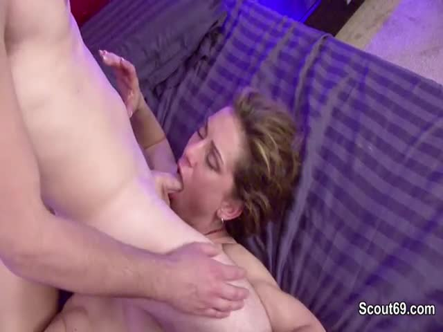 Step-Mom-Seduce-German-Step-Son-to-Fuck-her-Hard