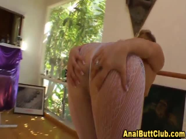 Close-up-anal-sluts-toy