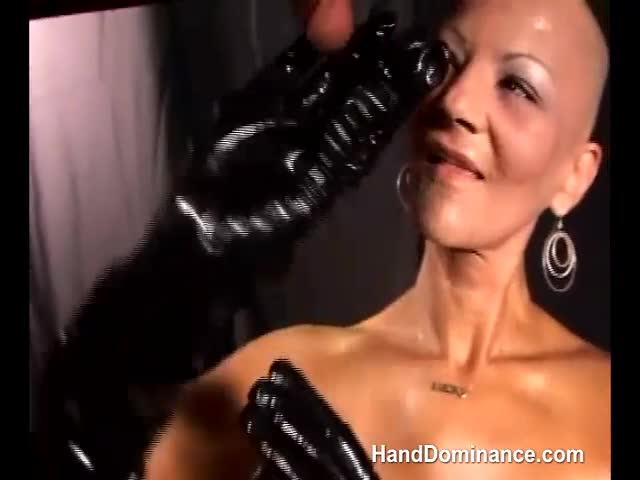 Fetish-Handjob-To-A-Black-Cock