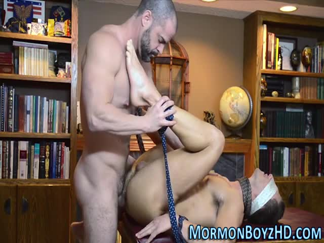 Bound-mormon-creampied
