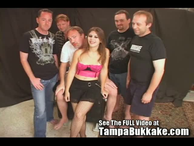 18year-old-Semen-Swallower-Bukkake-Party