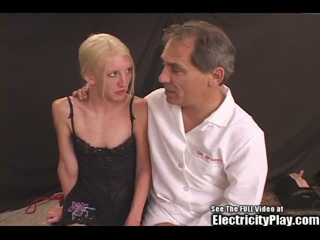 Boney-Blonde-Bondage-Pain-ZAPPING