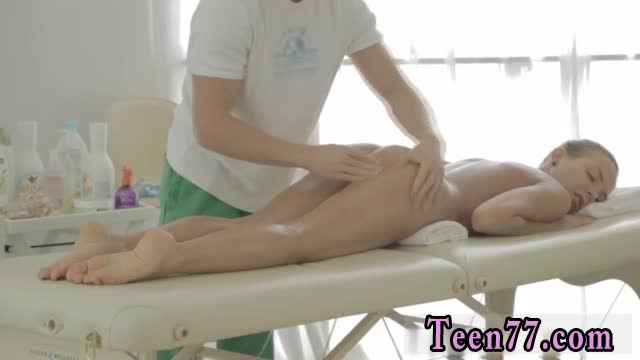 Cute-teen-throat-gagging-Massage-ends-up-in-sex