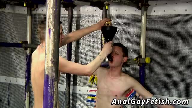 Hair-fetish-gay-man-Feeding-Aiden-A-9-Inch-Cock