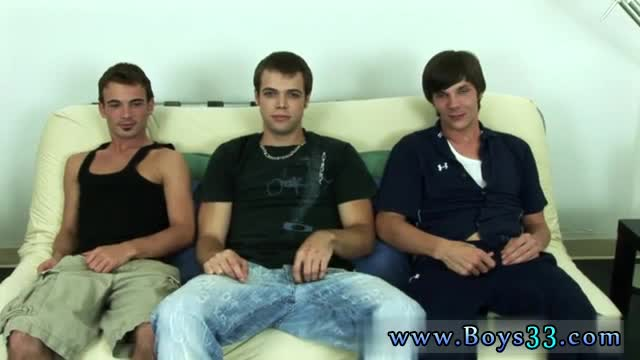 Israeli-teen-boys-gay-Eric-arched-back-into-the-futon-as-Diesal-
