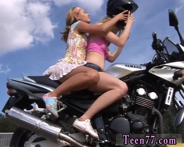Talon-sexy-first-time-Young-girly-girl-biker-girls