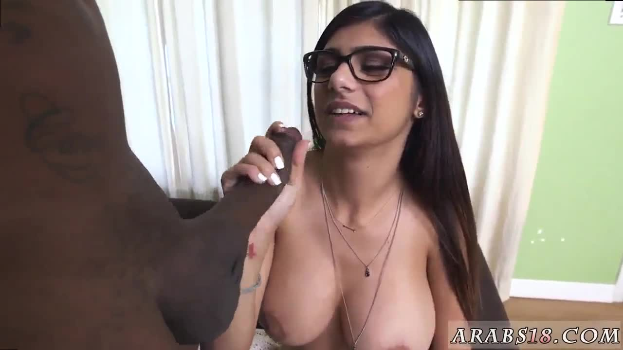 Young arab mia khalifa popped a fans cherry 6
