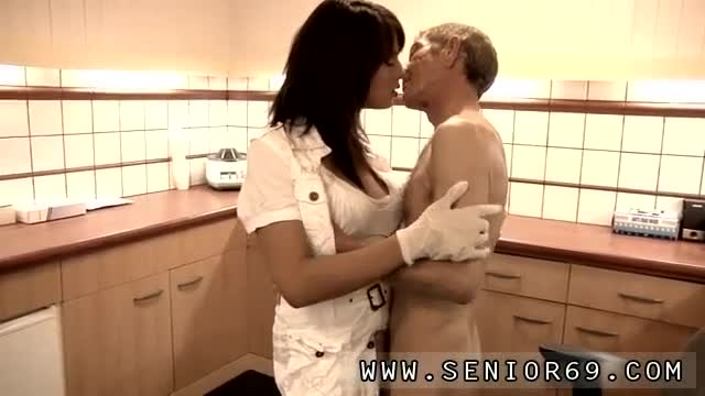 Teen-lesbian-kitchen-Dokter-Petra-is-examining-the-health-proble