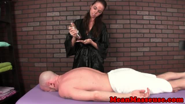 Jerking-masseuse-dominates-over-client