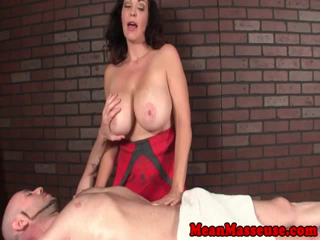Bigtitted-mistress-ruins-clients-orgasm