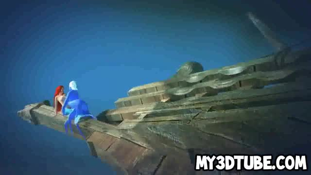 3D-Little-Mermaid-gets-fucked-underwater-by-Ursula