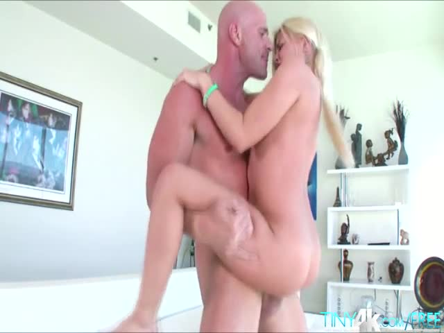 Tiny-Chloe-gets-her-mans-huge-cock-deep-inside-her-petitie-pussy