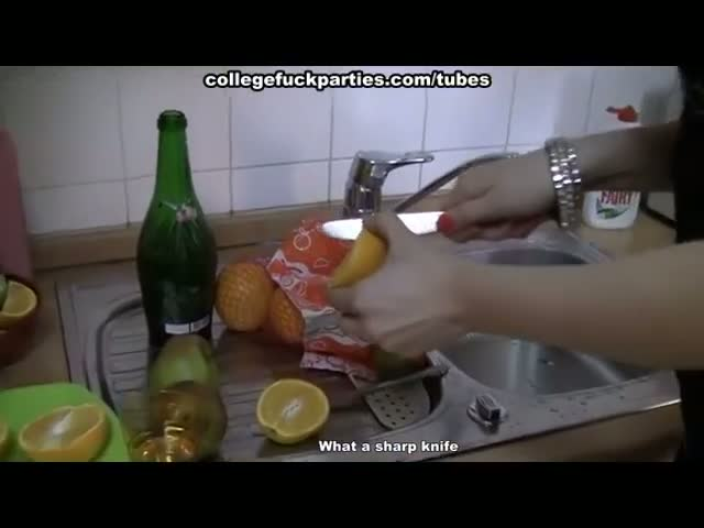 Wild-party-and-masturbation-with-food