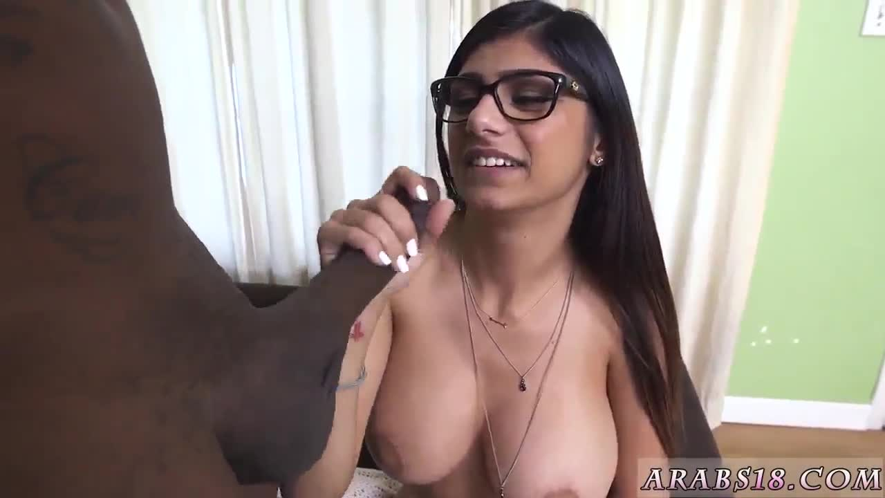 Arab first time mia khalifa was so happy 2