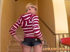 A video by bobbibrass: Geeky blonde turns real slutty in this 1 | uploaded 34 minutes ago