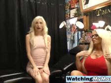 A video by brettsexxx: Milf Alura And Teen Piper Get Filled by Black Dong   uploaded 2 hours, 49 minutes ago