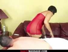 Miss Sofie cock playing fetish by NastyMassage