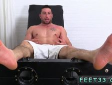 Free ring thong gay porn Casey More Jerked Tickled