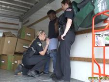 Brazzers police danny d We tossed him in the back of the truck and told