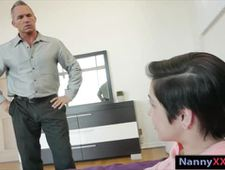 A video by desomore: Teen nanny Cadey Mercury gets pounded by her boss for money | uploaded 2 weeks ago