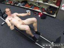 Straight boy anal cream story gay Fitness trainer gets anal banged
