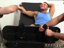 Boy and daddy gay sex clips poppers xxx Muscular Tyrell Tickled
