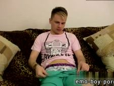 Gloryhole emo movie and boy guy gay sex xxx He s so ultra cute and he has