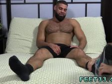 Fat native american guy gay porn Ricky Larkin Shoots His Load As I