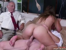 Ebony wife fucks white Ivy impresses with her fat mounds and ass