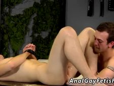 movies naked gay young men bondage Aiden gets a lot of penalty in this