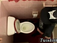 Gay sex piss action movie free xxx Unloading In The Toilet Bowl