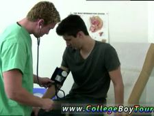 Men jeans dick gay porn movie I lowered the exam table and took his spear
