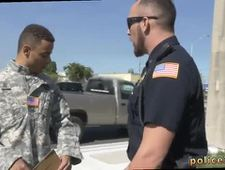 A video by gaycollegemal517: Gay black cop sex first time Stolen Valor | uploaded 6 hours, 20 minutes ago