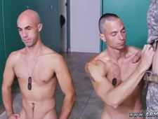 Military gay amputee first time Good Anal Training