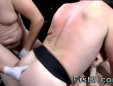 Photo of naked old chinese daddies gay xxx Fists and More Fists for Dick