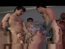 Naked men with cumshots on pussy and gay hospital Looks like the studs