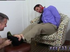 Gay boy foot in ass and gay black men to men ass licking and foot sex