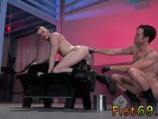 Gay fist group porno movies xxx Axel Abysse crouches on a going knuckle