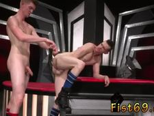 Porno gay doctor fist first time and young light skinned gay male fisting