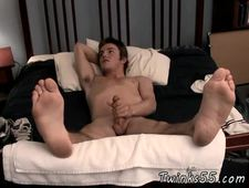 Free male foot job movie and xxx feet fatty gay Gorgeous Fitch His Big