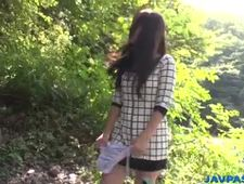 Outdoor adult xxx with sensual Maria