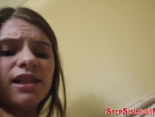 Pov smalltits stepteen