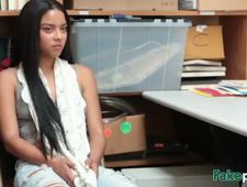 A video by kiaferrexx: Shoplifters Bonnie And Maya Take Schlong In Office   uploaded 2 hours, 48 minutes ago