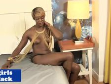 A video by ladyboyxxx: Nubian transsexual strokes her dick | uploaded 2 hours, 48 minutes ago