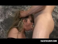 A video by marleyvom: Big Titty Blonde Dirtbag Mallory Taylor Gagging On A Dick | uploaded 1 hour, 57 minutes ago